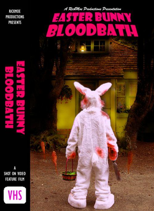 Easter Bunny Blood Bath