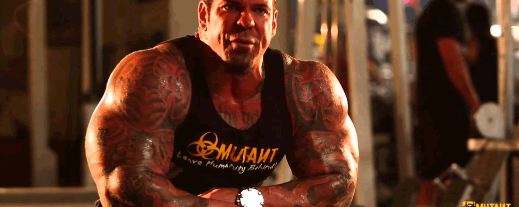 Rich Piana & Mike O'Hearn 4am Arm Work Out